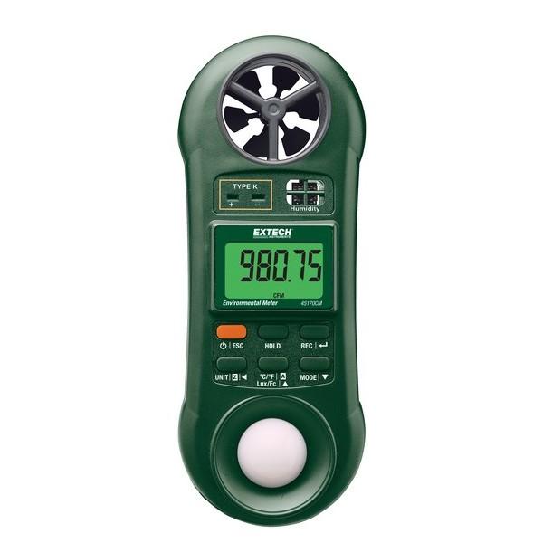 45170CM: 5-σε-1 Περιβαλλοντικός Μετρητής