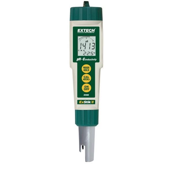 Extech EC500 Αδιάβροχος μετρητής pH/Αγωγιμότητας