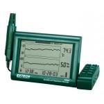 Extech RH520A Καταγραφικό Υγρασίας και θερμοκρασίας με αποσπώμενο αισθητήρα