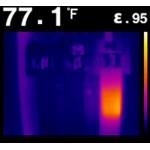 FLIR CM174 Θερμικής Απεικόνισης AMΠΕΡΟΤΣΙΜΠΙΔΑ AC/DC 600A