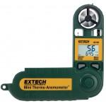 45158: Μini θερμο-Aνεμόμετρο με μέτρηση υγρασίας