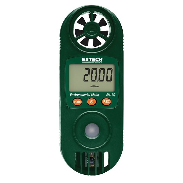 EN150: 11-σε-1 Μετρητής περιβαλλοντικών παραμέτρων με UV αισθητήρα